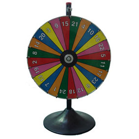 casino party wheel of fortune rental