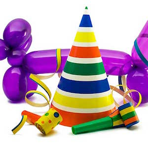 party supplies for every occassion