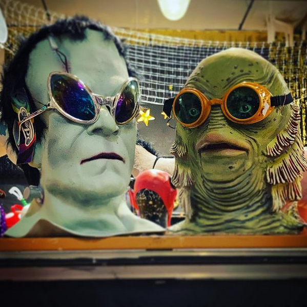 Party Monster Masks