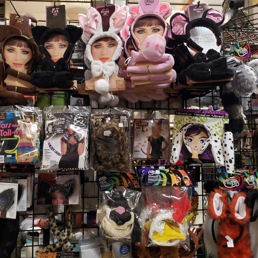 halloween masks bunny