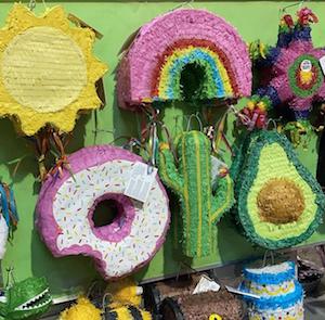 Piñata's are back in stock!