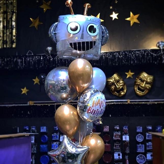 Robot balloons